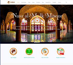 سایت توریستی یزدان تراول